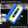 2014 new magnetic tape silicone case for iphone 4,silicon shoe lace case for iphone 4,3d silicone case for iphone 4