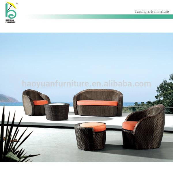 mobiliario de jardim em rattan sintetico:ao ar livre mobiliário de jardim cadeira define-Conjuntos de Jardim