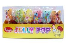 cartoon Shapes soft jelly pops candy