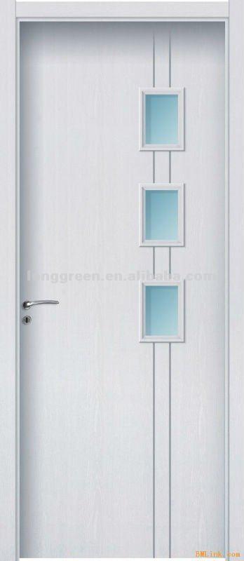 Luxury Wood Bedroom Door Design Z829
