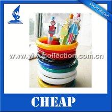 PVC material flexible bracelet pen