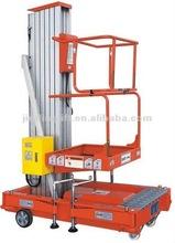 single column aluminum alloy personal lift