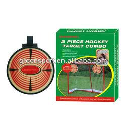 2pcs hockey target combo for junior training