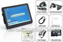 2012 Hot New Model Navigation & GPS Car DVR GPS