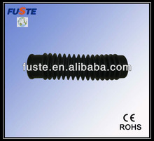Automotive molded rubber pipe sleeves