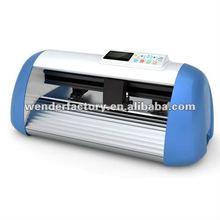 Professional supplier grey and white color 330mm 12inch Vinyl Cutter plotter mini vinyl cutter plotter