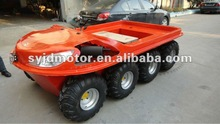 Jiangdong 8x8 second hand atv