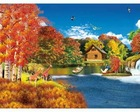 HD and best price Maple leaf 3d scenery picture