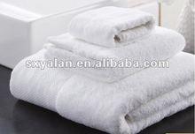 100% cotton hotel dobby border towel sets, jacquard bath towel