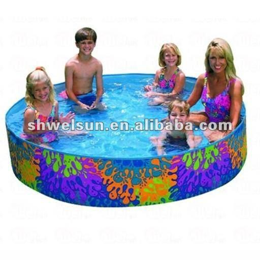 Rigide piscine piscines accessoires id du produit for Piscine rigide demontable