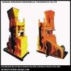 Manual block brick making machine