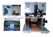 China automatic welding machine/bonding/sealing/soldering machine CWHP-1S