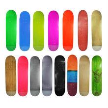 KOSTON PRO 100% Canadian maple & bamboo blank skateboard deck