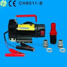 Russia top selling 12V DC mini oil pump / 24V mini diesel pump