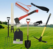 garden tool and agricultural tool