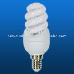 full spiral CFL energy saving lamp E27