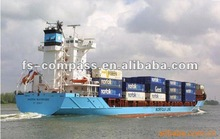40GP by universal ocean logistics services From shenzhen to Singapore