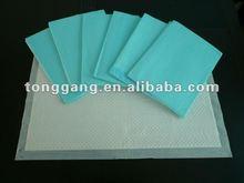 high quality disposable pet pad urine mat