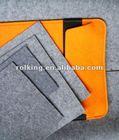 hot sales grey felt for bags, 100% wool felt