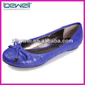 Dames gros 2014 chine. plat chaussures chaussures de dame stock
