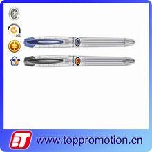 Hot sales red blue black green ink ball pen