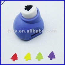 2014 new design mini paper hole punch shapes
