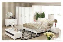 new hot sale high gloss modern Bedroom Furniture 610