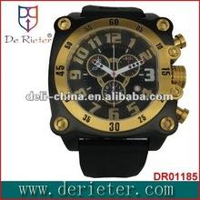 de rieter watch China ali online exporter NO.1 watch factory copper watch band