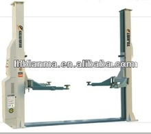 two post lift, 4.08T, CAR lift with electromagnetic release