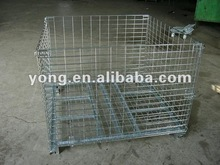 Steel Wire Mesh Pallet With 50*100mm Pitch