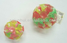 PVC suction cup ball