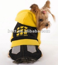 cheap cotton large breed dog clothes