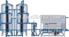 potable mineral water treatment equipment/machine/machinery