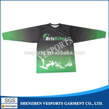 100% polyester full printing t shirt