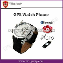 2012 NEW Design Mp4 Camera gps wrist cell phone watch tracker GPS-PT202E