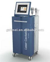 2012 new cold lipo laser vacuum cavitation RF slimming machine