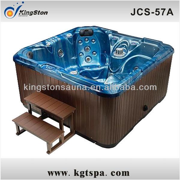 5 Person Water Fountain Tub Plug Hot Tub View 5 Person