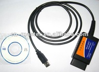 ELM327 USB OBDII ELM 327 Diagnose interface ELM327 obd2 elm327 interface