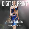 moda digital impressa cetim de seda dos homens camisa z820c