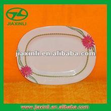 Rectangle Melamine Plate