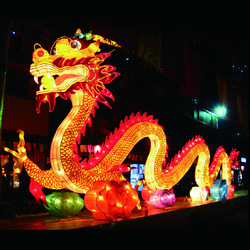 ... Chinese New Year Decoration,Year Of The Dragon,Red Chinese Dragons