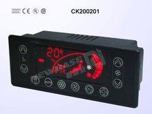 Ck200201 bus ar condicionado painel de controle / ônibus hvac controlador