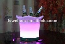 ice bucket blinking beer bucket wine barrel