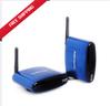 5.8Ghz 200meters sender Audio Video AV Wireless Transmitter and Receiver pat630