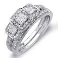 фабрики сразу горячая продажа diamond обручальные кольца