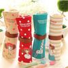 china products korean cute canvas foldable pencil bag