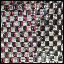wholesale crystal rhinestone trim mesh garment accessories hot fix rhinestones
