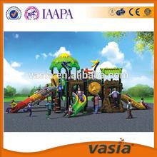 New kids' outdoor playground equipment, children playground game,amusement park playground