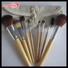 2014 hot selling 8pcs make up brush sets makeup brush. free samples