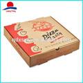 baratos impreso corrugado caja de la pizza